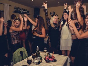 Bachelorette Party Antropoti Vip Club Zagreb  Croatia11