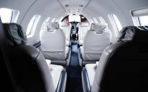 private-jet-antropoti-luxury-concierge-service-cessna-525A-CJ2-small-jets-air-concierge-interior